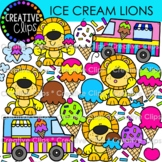 Ice Cream Lion Clipart (Ice Cream Clipart)