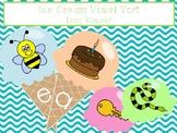 Ice Cream Long Vowel Sort