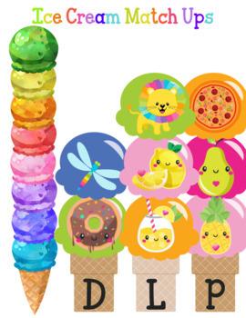 Ice Cream Match Ups