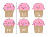 Ice Cream Math 10-20