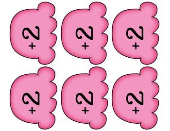Ice Cream Math: Addition & Subtraction Fact Fluency