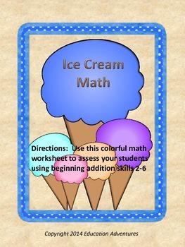 Ice Cream Math Fun