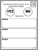 Ice Cream Math and Literacy No Prep First Grade Pack