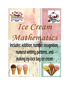 Ice Cream Mathematics
