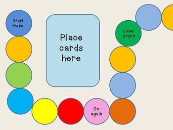 Ice Cream Melt--A Sight Word Game