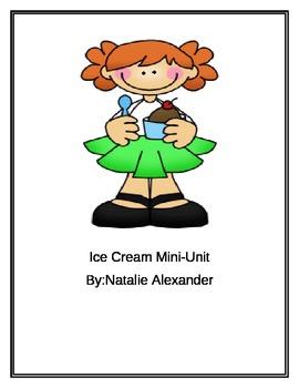 Ice Cream Mini-Unit