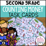 Money Task Cards| Counting Dollars and Coins Task Cards