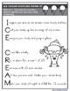 Ice Cream Multisensory Prewriting Practice Packet