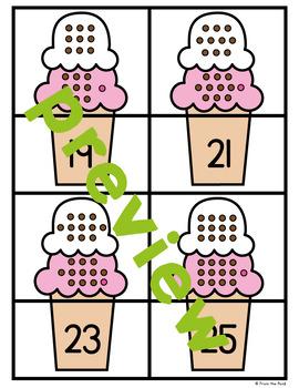 Near Doubles - Math Center Game Activity