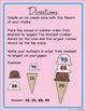 Ice Cream Ordering Math Center