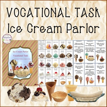 VOCATIONAL TASK Ice Cream Parlor