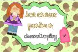 Ice Cream Parlour/Shop DRAMATIC PLAY SET
