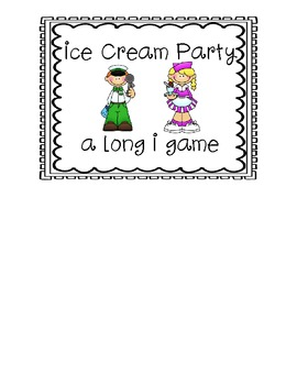 Ice Cream Party Long i Game