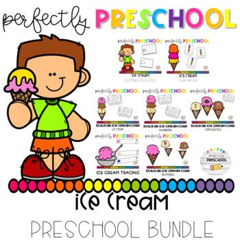 Ice Cream Preschool Bundle