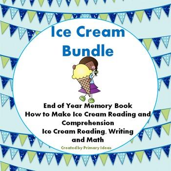 Ice Cream Product Bundle