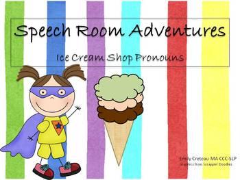 Ice Cream Pronouns