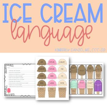 Ice Cream Questions