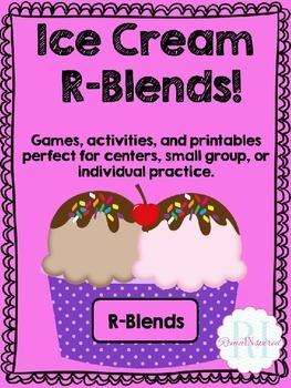 Ice Cream R-Blends