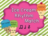 Ice Cream Rhythm Match, Ti-ti Ta