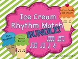 Ice Cream Rhythm Match, Bundled Set