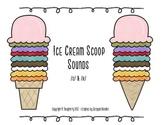 Ice Cream Scoop Sounds (/s/ & /r/)