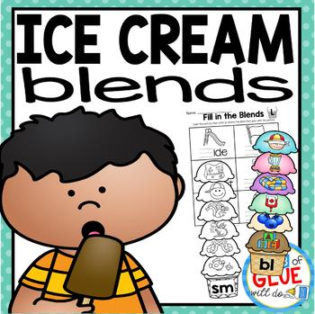 Ice Cream Scoops: Blends