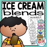 Ice Cream Scoops: Blends