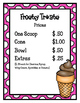 Ice Cream Shop (Dramatic Play)