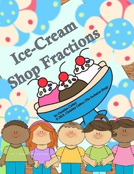 Ice-Cream Shop Fractions