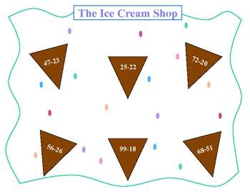 Ice Cream Shop Math