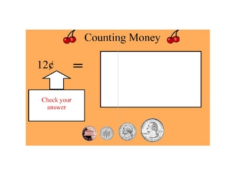 Ice Cream Shop - Teaching Money