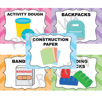 Ice Cream Shoppe Classroom Theme Decor Bundle - Jobs, Sight Words, and MORE!