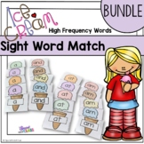 Ice Cream Sight Word Games - Bundled