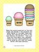 Social Skills: Spring, Ice Cream, Emotional Regulation