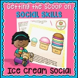 Social Skills Activities Ice Cream