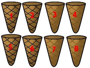 Ice Cream Subatizing