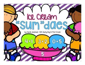 """Ice Cream """"Sum""""daes!"""
