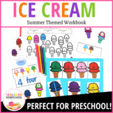 Ice Cream Summer Preschool Theme Pack