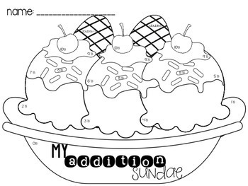 Ice Cream Sundae Addition Incentive