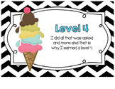 Ice Cream Themed - Assess Yourself