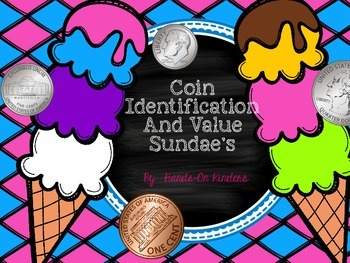 Ice-Cream Themed Coin Recognition and Value Center