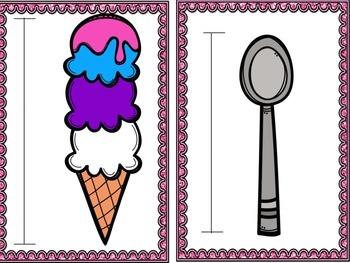 Ice-Cream Themed Measurement Center