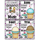 Ice Cream Themed Music Groups