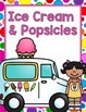 Ice Cream Truck Dramatic Play:  Signs, Props, & MORE!