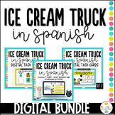 Ice Cream Truck in Spanish - El Camion de Helados - Distan