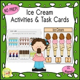 Ice Cream Worksheets Activities Games Printables and More