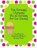 Ice Cream Unit