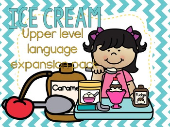 Ice Cream - Upper Level Language Expansion Pack FREEBIE