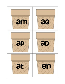 Ice Cream, You Scream for Word Families