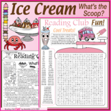 Ice Cream and Cool Summer Treats Puzzle Set – History, Var